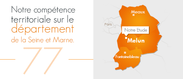 Huissier comp tent sur la seine et marne 77 selarl hj for Departement melun